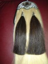 Long Sporran, 100% Original Real Horse Hair