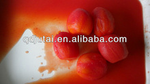 Chinese Canned Peeled Tomatoes /canned food
