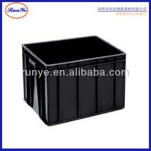 plastic turnover box screen-printing plastics box transfer container export global
