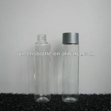 500ML, 750ML GLASS MINERAL WATER BOTTLE WITH PLASTIC CAP