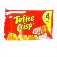 Toffee Crisp 4pk x 15