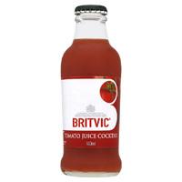 Britivic Tomato Juice 12 x 160ml