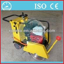 China Reinforced Gasoline asphalt road cutter