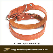 wholesale dog collars plain leather,cheap dog neck belt,fake designer dog collars