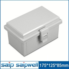 Outdoor Plastic draw latches abs din rail plc enclosure