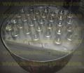 bolla tappo valvola di vassoi vuoto distillare colonna parte