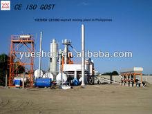 Capacity 60~80tph, Asphalt Mixing Plant LB1000