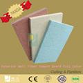 haute résistance en fibre ciment conseil mur extérieur en couleur