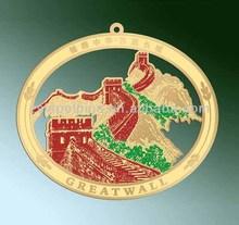 bulk custom ornaments brass personalized ornaments