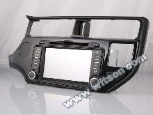 WITSON GPS NAVIGATION SYSTEM FOR KIA K3 (Korea 2012 ->) A8 Chipset Dual Chipset,3G modem / wifi/ DVR (Option)