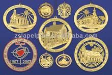 wholesale custom brass ornament cheap brass ornaments