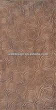 Spain 3d wood wall paneling & rose design