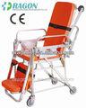 Dw-al001 aluminiumlegierung faltung Krankenwagen stryker krankentragen Krankenhaus apparat zum verkauf