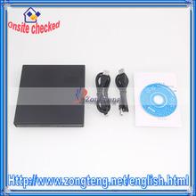 New USB Interface CD Record External Drive USB Slim Portable Optical Drive Black (81010320)