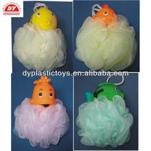 Soft Rubber Animal Bath Puff