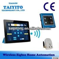 TAIYITO Zigbee smartphone/pad tablet Apps controller/Zigbee Smart Home Automation