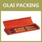 top grade pure wood pen case for sale