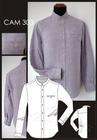 Russian Hemp Collar Shirt
