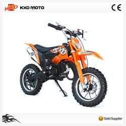 50cc cheap mini kids dirt bike/kids gas dirt bikes for sale cheap (KXD-706A)