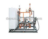 metering pump skid for oil wells