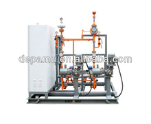 metering pump skid for oil wells