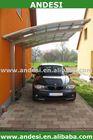 2 car metal carport for snow shelter