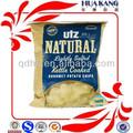 venta al por mayor nuevo centro de sellado al calor de los alimentos polietileno de baja densidad de bolsas de plástico para las patatas fritas