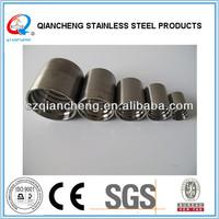 dn10 stainless steel hydraulic hose ferrules