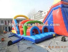 inflatable bouncy slide combo