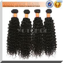 Wholesale hair extensions los angeles , virgin brazilian jerry curl hair weave