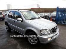 2003 Mercedes-Benz M Class ML270 CDI 5dr Tip Auto 2.7 Diesel