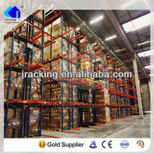Metal folding shelves,Industrial warehouse shelves for sale storage drive-in racking