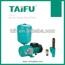 Automatic plastic hand pump
