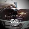 car maintenance agent nano coating wax CAMUI car polish sponge