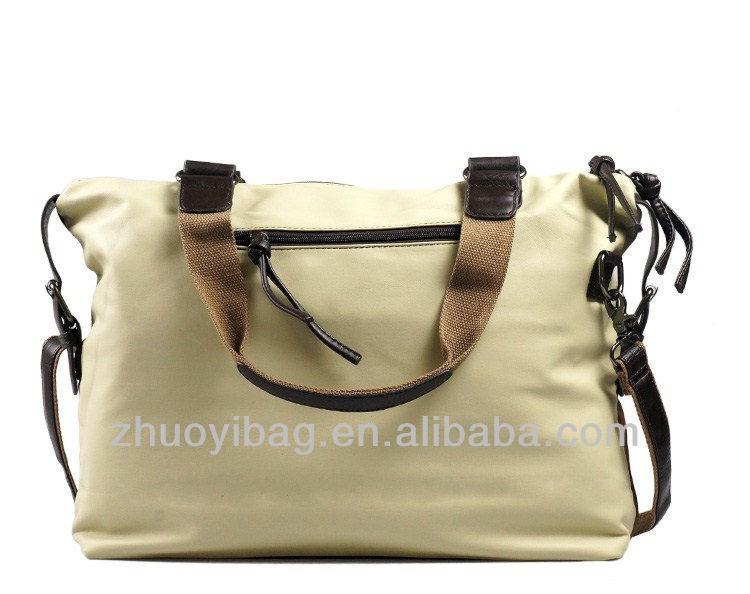 2014 New Washable Best Travel bag duffle bag Pu Leather Bag