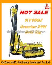 Kaishan brand Mining Core Drilling Machine KY100J/hydraulic mining rock drill rig
