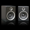 8 inch OEM supply hot sale Professional Active Studio Monitor Speaker D series