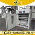 Focus fss-528 uso industrial de pequeño tamaño de pollo incubadora del huevo