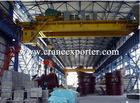Industrial material handling equipment heavy duty workshop foundry ladle overhead crane. (BV and CE certified manufacturer)