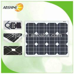 mono 30 watt solar panel price per watt