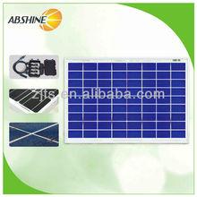 CE TUV IEC UL certificated low price 1 watt solar panel