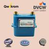 residential diaphragm gas meter G1.6 for Pekistan