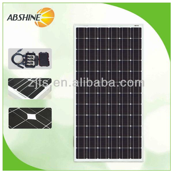 High Efficiency best price per watt solar panels in JAPAN