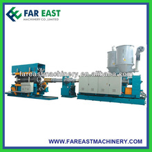 PVC Double Layer Corrugated Pipe Production Machine/Double-Wall Corrugated PVC Pipe Producing Line