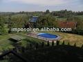 thermosiphon aquecedor solar de piscina portátil