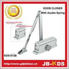 High grade double spring big duty hidraulic door closer hinge