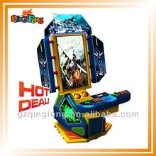 Vertical screen video japanese simulator arcade video table