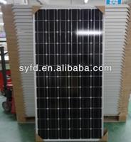 170W~200W Best Price Per Watt Solar Panel for India market