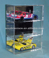 Acrylic Wall Mounted 3-layer Car Display Shelf 7131402203