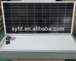 125W~155W Best Price Per Watt Solar Panel pv panel crystalline silicon solar panel